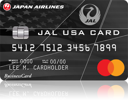 JAL CARD USAのお申込み